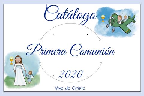 CATÁLOGO COMUNION